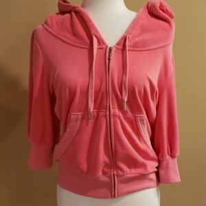 Juicy Couture Short Sleeved Jacket